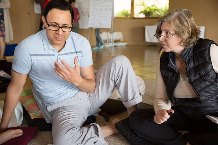 cursos de mindfulness para adolescentes, niños y adultos